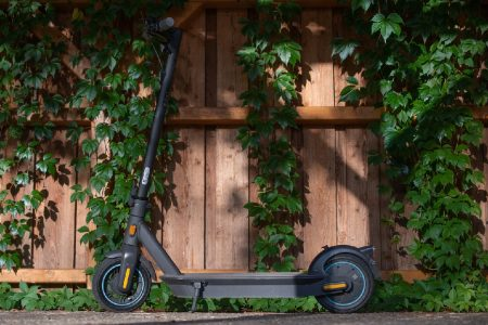 Life-cycle analysis of e-scooters.