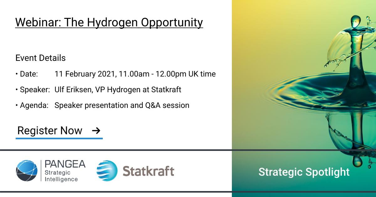 Hydrogen Startegy Webinar