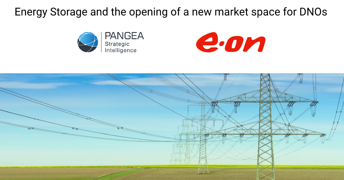Energy Storage and New Market Opportunities Webinar