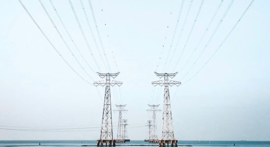 Renewable Energy Distribution Image