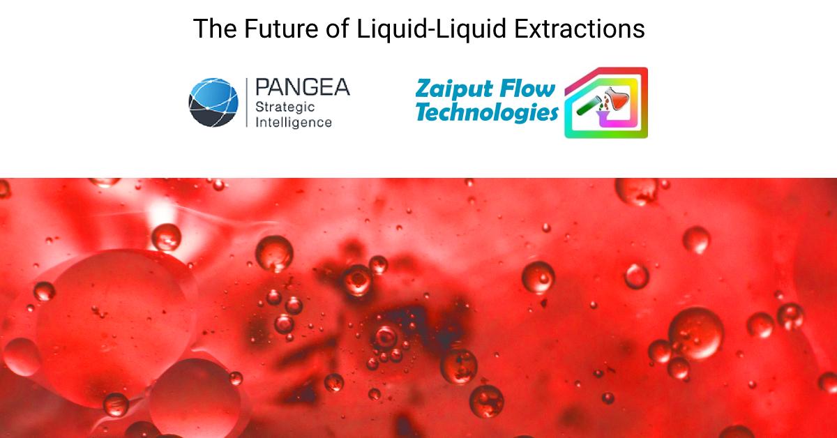 Pangea-SI and Zaiput Flow Technologies Webinar Image